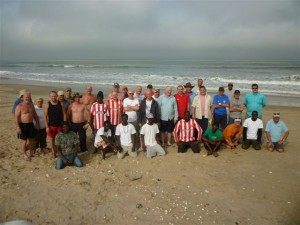 The Gambia Beach Championships 2013 Group Photo